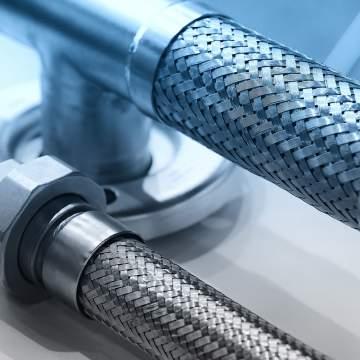 Réparation de flexible hydraulique à Aubord